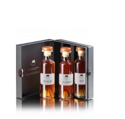 DEAU Tasting Box 3:XO, BLACK, LOUIS MEMORY