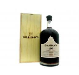 Port Wine Graham's Tawny 20 Years Old