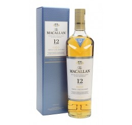 Whisky Macallan 12 anos Triple Cask