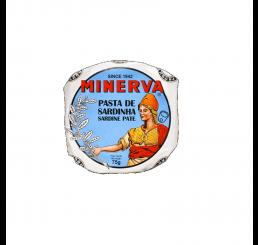 Paté Sardinha Minerva