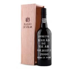 Vinho do Porto Barão de Vilar Colheita 2000 0.75L