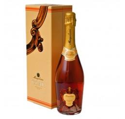 Murganheira Czar Grand Cuvée Rosé Bruto com Caixa Individual